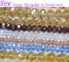imitate Swarovski Chinese cut crystal beads