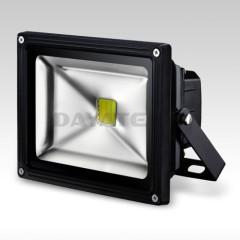 30W LED Floodlights black IP65