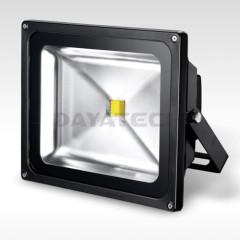 50W LED Floodlights black IP65