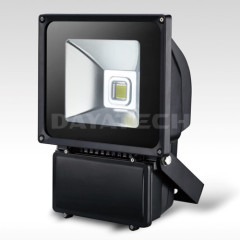 70W LED Floodlights black IP65
