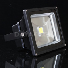 30W LED Flood lights black IP65