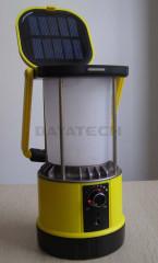 Solar power Bright LED Camping Light Portable Lantern