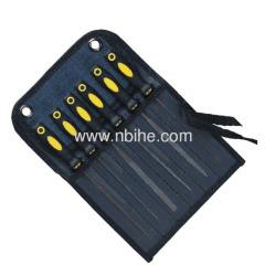 Needle File Plastic Handle Set