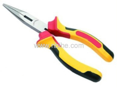 High Leverage Combination Pliers WithTri- color Grip Handle