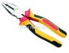 Tri-color Soft Grip Handles Combination Pliers