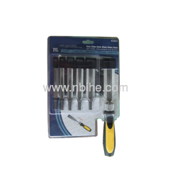 CRV Wood Chisel With Quick Change System
