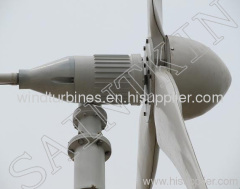 Wind Turbine Wind Turbine Generator, Horizontal Axis Wind Turbine