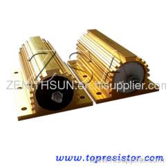 750W 50R Aluminum Hosed Wirewound Resistor