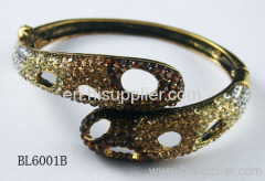 BL6001B Zinc Alloy Bangles & Bracelets