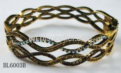 BL6003B Zinc Alloy Bangles & Bracelets