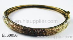 BL6005G Zinc Alloy Bangles & Bracelets