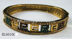 BL6010G Zinc Alloy Bangles & Bracelets