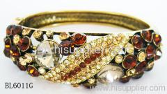 BL6011G Zinc Alloy Bangles & Bracelets