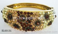BL6013G Zinc Alloy Bangles & Bracelets