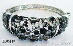 BL6014G Zinc Alloy Bangles & Bracelets