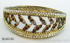 BL6015G Zinc Alloy Bangles & Bracelets