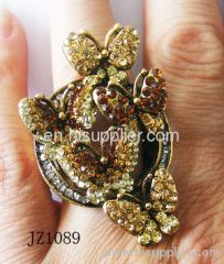 JZ1089 Zinc Alloy Finger Rings
