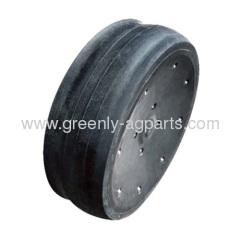"AA22884 4.5"" x 15.5"" offset chine tire for gauge wheel assy."