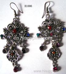 H1006 Classical Egyptian Zinc Alloy Fashion Earrings