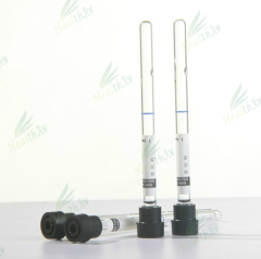 Blood Collection 8X120mm Glass ESR Tube