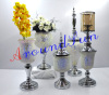 glass craft / vase / home accessories / candle holder