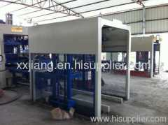 XQY10-50 Multi function hydraulic brick making machine