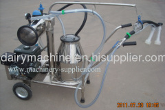 gasoline milking machine