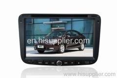 2012 Geely Emgrand EC7 DVD Player GPS
