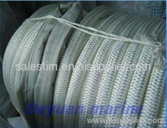 UHMW PE mooring rope