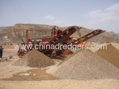 China made stone sand washer