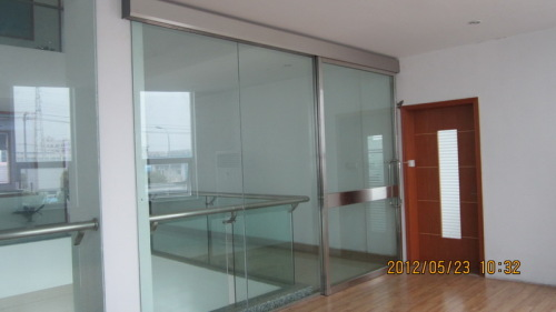 Automatic Sliding Glass Door for ICU departments of hospitals