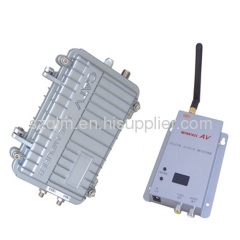outdoor wireless transmitter