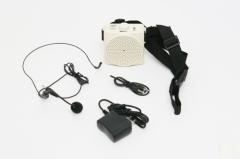 Aker portable public address system