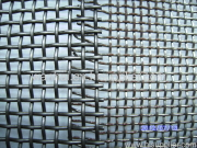 square hole wire mesh screening