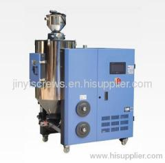 dryer with conveying and dehumidifying functions