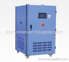 dehumidifying dryer for plastic molding machine