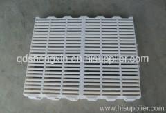 White Pig Plastic Slat Vloer