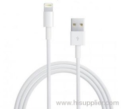 Apple lightning to USB data cable