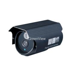 Array led weatherproof camera