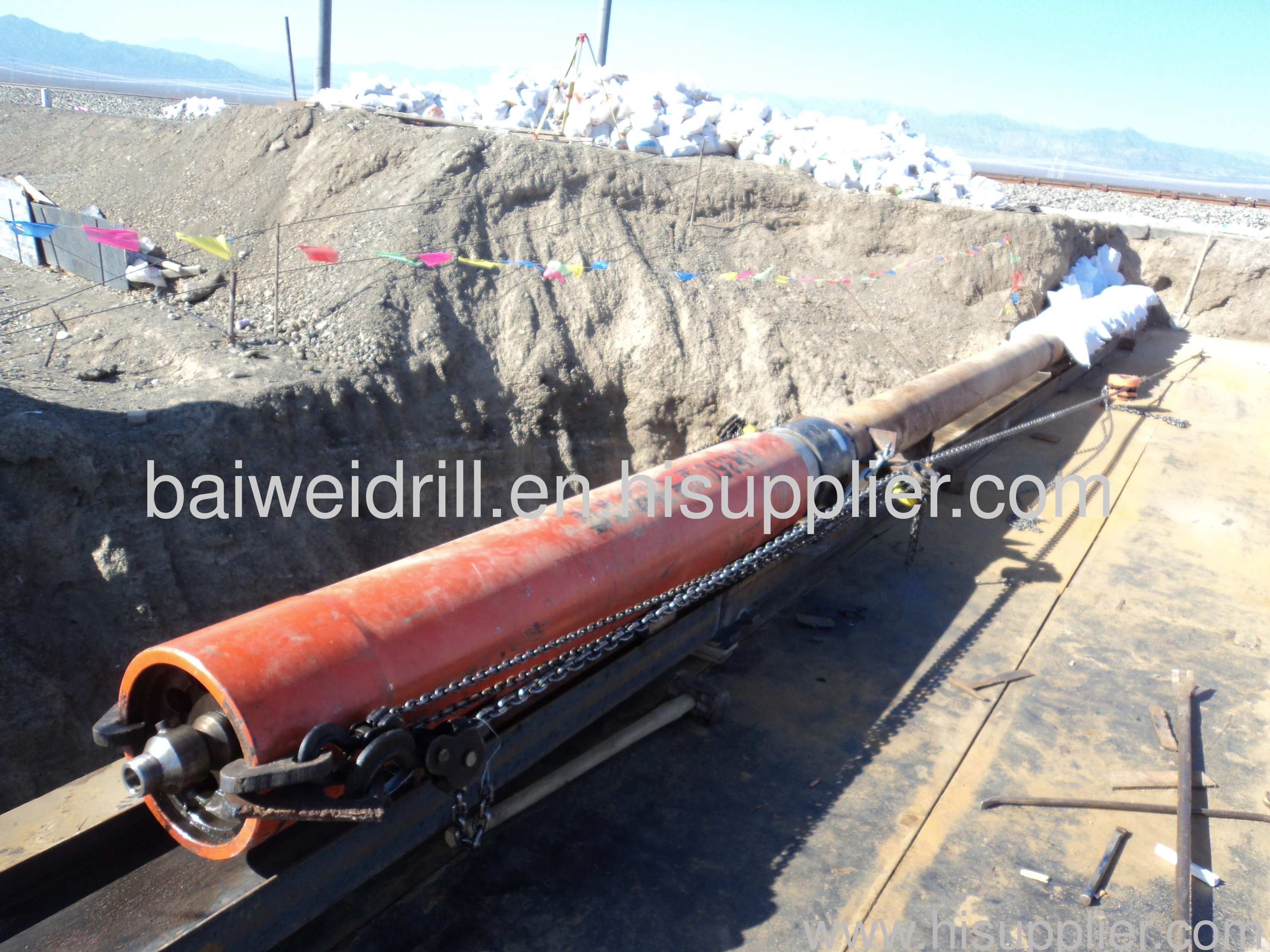 Rammer tube hammer specification1