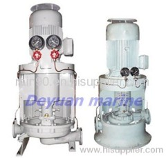 CLV series marine vertical centrifugal pump