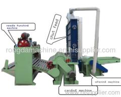new design Needle Punching Machine