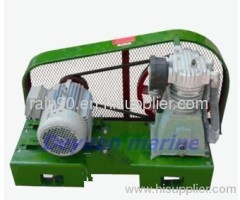 Marine low pressure air compressor