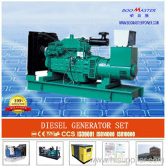 Diesel Engine by Yangdong with 23KVA