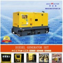 Diesel Generator Set of 28kva Yangdong