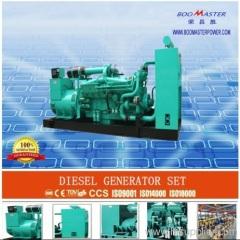 Diesel Generator Set of Yangdong with 16KVA