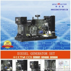 Diesel Generator Set of Yangdong with Good Quality