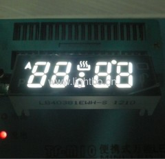white oven timer led display;oven timer display;oven control