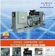 140 and 160kva Deutz industry diesel generator