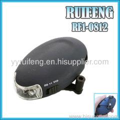 energy sabing led light hand crank flashlight mini 3 led